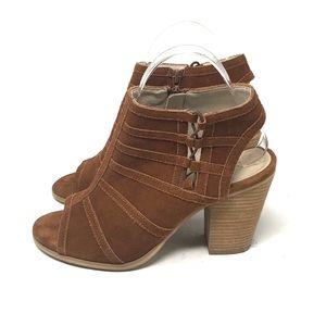 Shellys London Suede Sandals